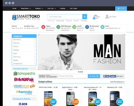 Kenalkan bisnis anda ke  Seluruh Dunia dengan OnlineShop